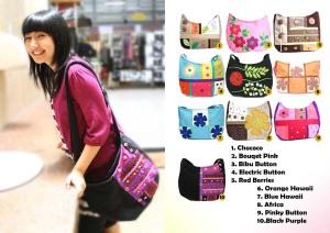 maika etnik, anekataslucu, tas selempang, handmade, murah, tas wanita, cewek gaul