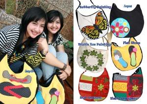maika etnik bogor, aneka tas lucu, tas handmade, tas wanita, tas remaja