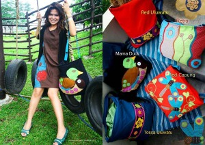Tas Selempang, Maika Etnik, tas lucu, murah, cantik, tas wanita