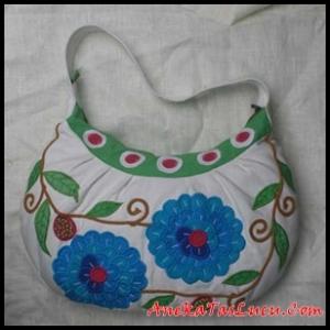 tas wanita, tas lucu, tas handmade, tas maika, maika etnik, tas kanvas, tas satchel