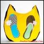 Flat Shoes, Tas Maika etniks Spesial untukPerempuan