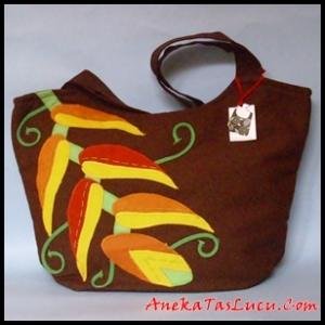 tas wanita, tas maika, maika etnik, tas heliconia, tas shoulder, tas remaja, tas sekolah