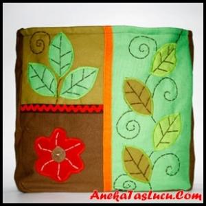 Tas Maika Etnik Valley dari AnekaTasLucu.Com, tas handmade wanita remaja