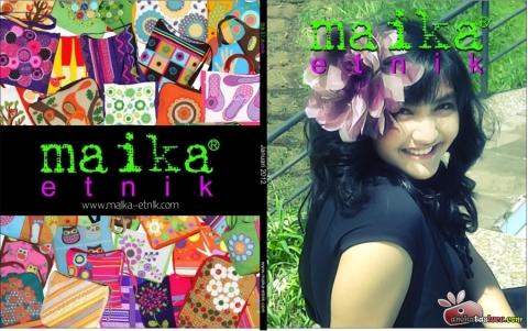 tas maika etnik 2012, cover katalog maika etnik 2012