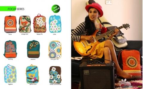 tas maika etnik 2012, tas maika etnik backpack 2012