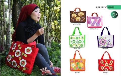 tas maika etnik 2012 hal paradiso, tas maika bogor model handbags