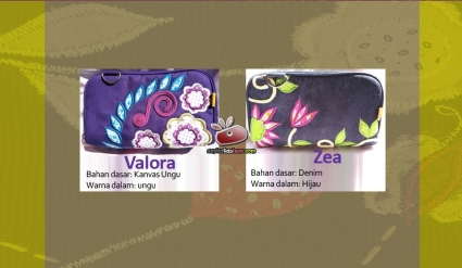 valora erfa terbaru, zea motif cantik hpo, pusat kerajinan tangan